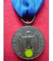 12 years long service medal